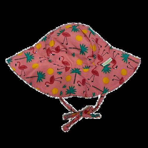 Chapéu de proteção Solar Flamingo