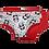 Thumbnail: Kit Desfralde Panda Vermelho