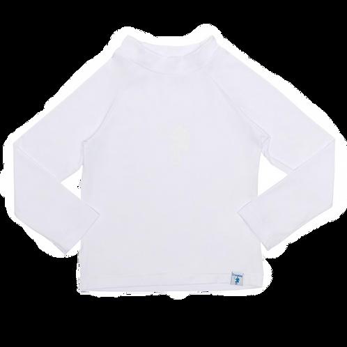 Blusa de proteção solar FPU 50+ Branca