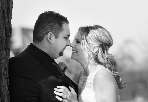 """""""April was our wedding photographer and she captured our day perfectly!  She has such a calm and gentle way of getting the most beautifully natural shots. April's artistic and creative ability is truly amazing!  Our photos are not only treasured memories but pieces of art.""""  - Lynne and Chris Jennings"""