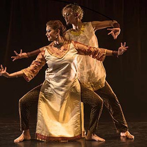 Construct, Deconstruct and Reconstruct from the Roots - Maya Dance Theatre [Workshop]