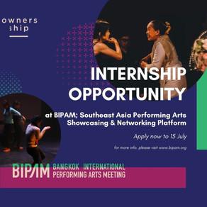 BIPAM 2021 Internship Program