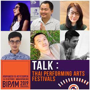Thai Performing Arts Festivals