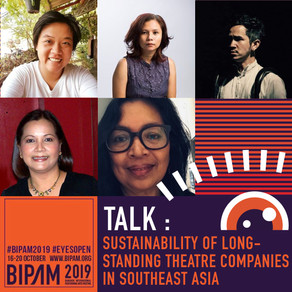Sustainability of Long-Standing Theatre Companies in Southeast Asia