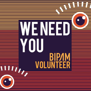 BIPAM Volunteers Wanted!