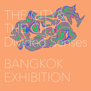 The City & The City: Divided Senses, Bangkok Exhibition
