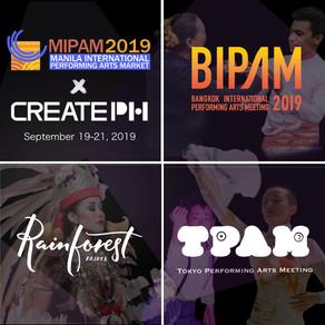BIPAM at MIPAM