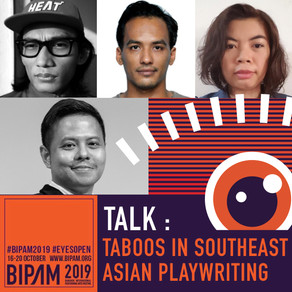 Taboos in Southeast Asian Playwriting