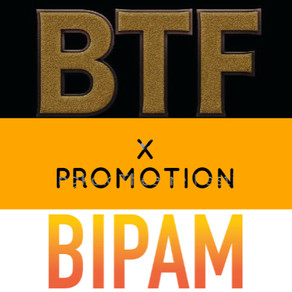 BTF x BIPAM = Cross Promotion with Bangkok Theatre Festival (BTF) 2018
