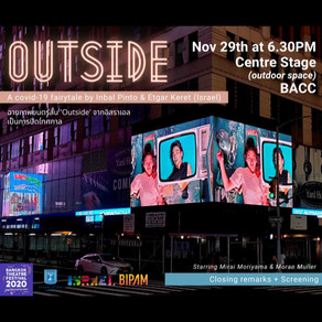 Film screening and talk at Bangkok Theatre Festival