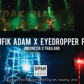 Taufik Adam X Eyedropper Fill [BIPAM Showcase]