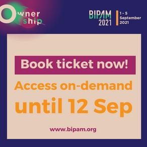 Don't miss it - BIPAM2021 starts tomorrow!