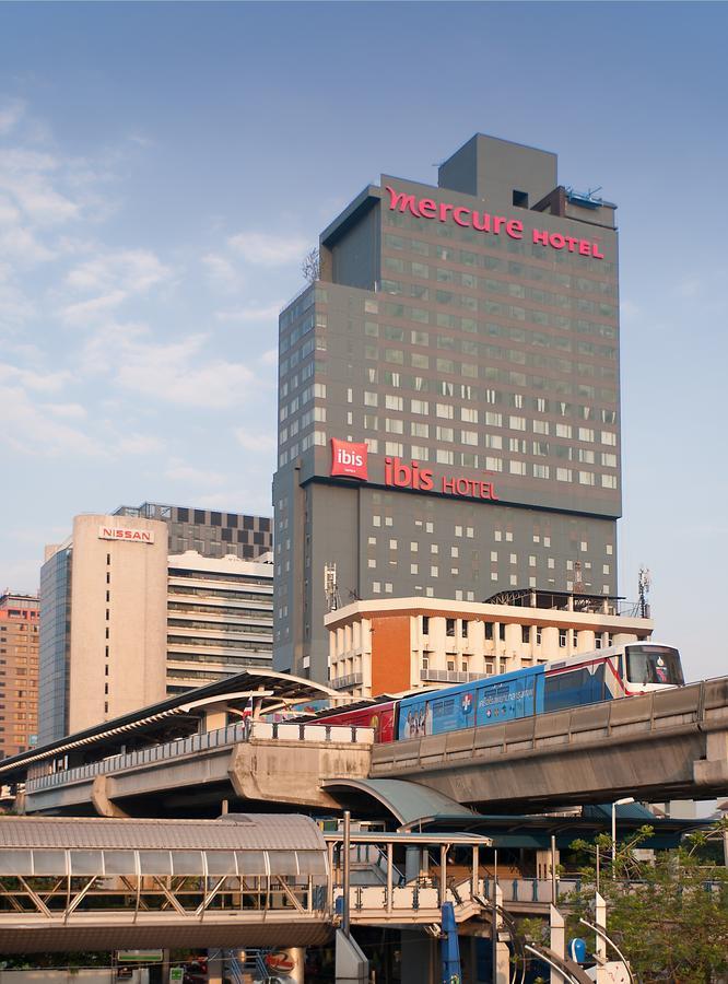 bts - Mercure Bangkok Siam