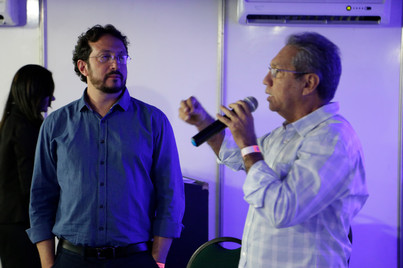 Feira Hospmed 2017 - Dr. Jacó Matos