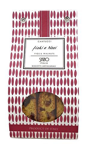 Biscotti fichi e noci