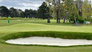 Victoria Golf Club - Practice Area