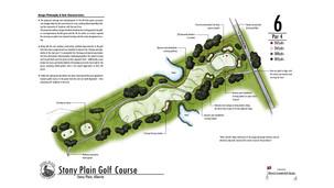 Stony Plain Golf Club - Hole #6 Renovation