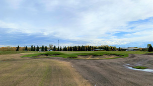 Edmonton Petroleum Club - Three Hole Loop Development Project (Shaping)