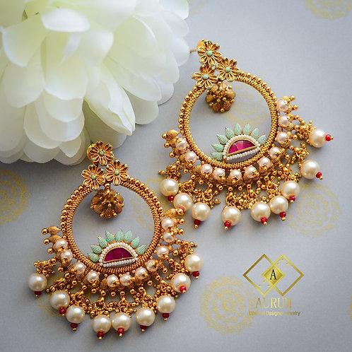 Jodhaa Earrings