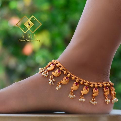 Meenakshi Anklets