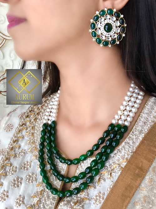 Malini Necklace Set