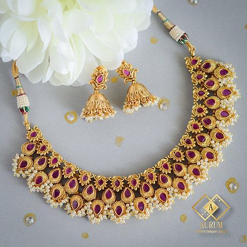 Arundhati Necklace set