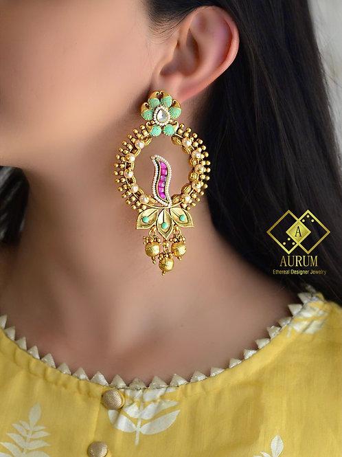 Ishaani Earrings