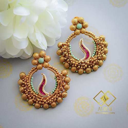 Deepika Earrings