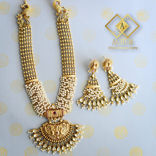 Vijaya Necklace set