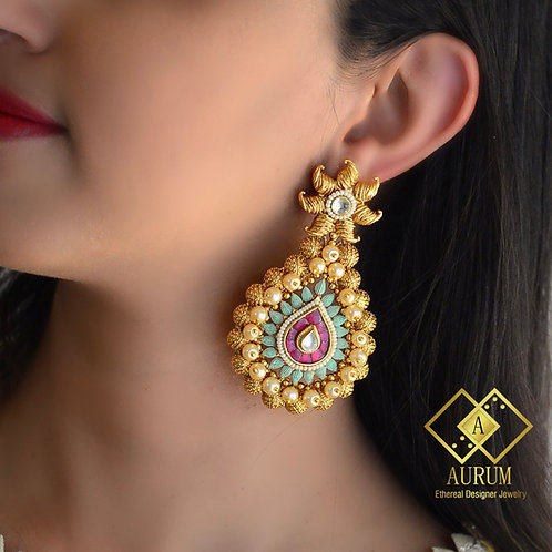 Magadhi Earrings