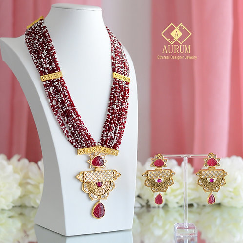 Aaradhan Necklace set