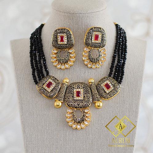 Bertha Necklace Set