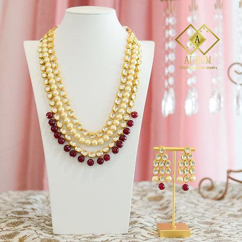 Aastha Necklace set