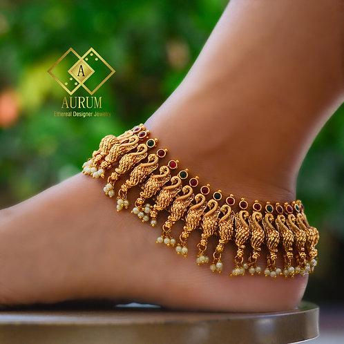 Tanvi Anklets