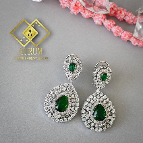 Jolie Diamond Earrings