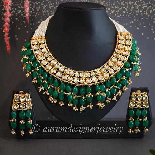 Noori Necklace Set