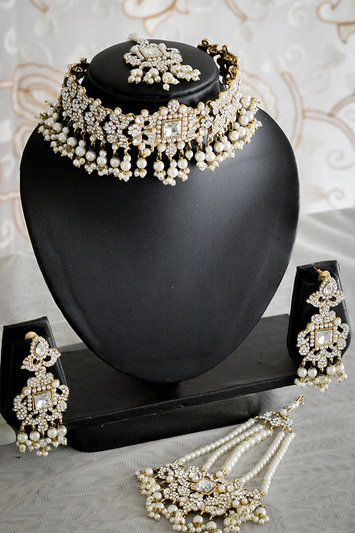 Noor Necklace set
