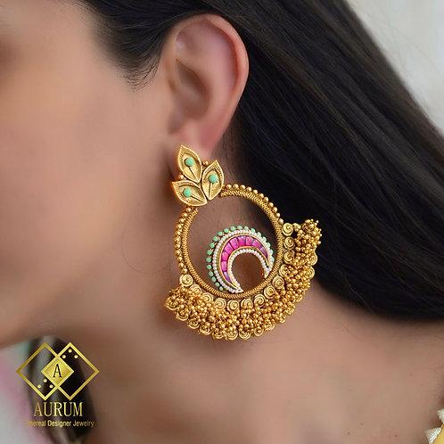 Menaka Earrings