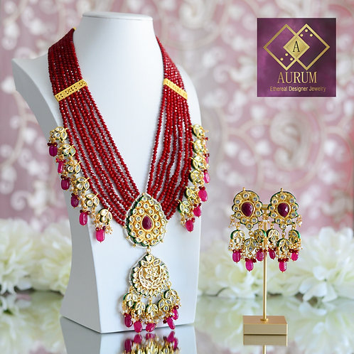 Adaa Necklace set