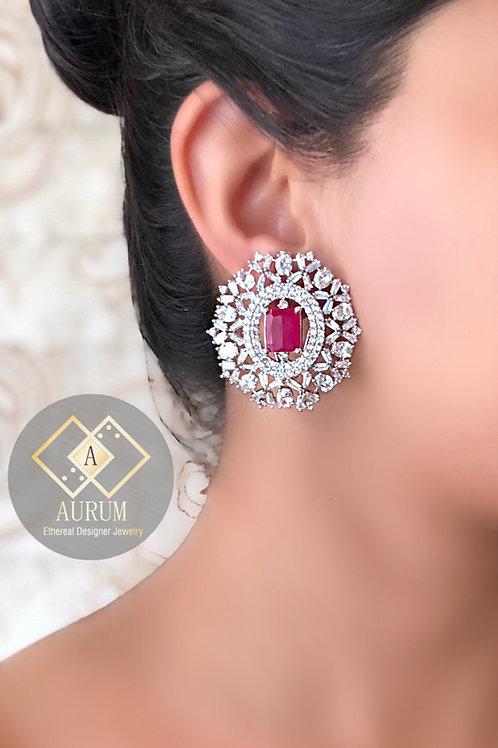 Samara Diamond Earrings