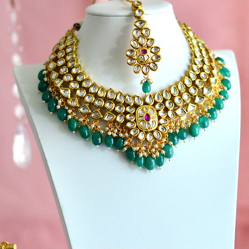 Swasti Necklace set