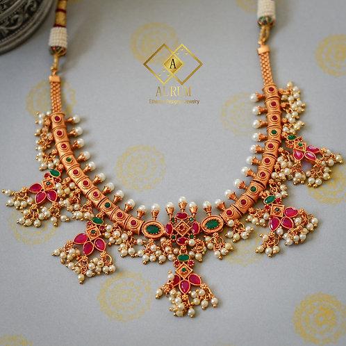 Tanvi Necklace set