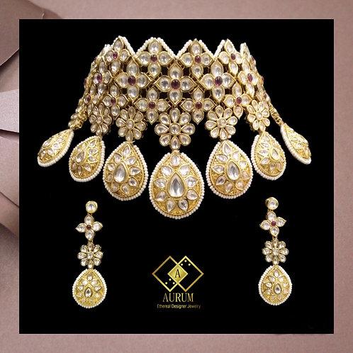 Tara necklace set