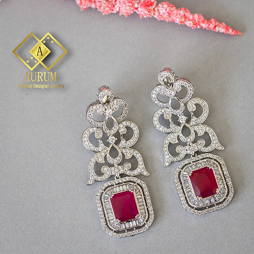 Naira diamond earrings