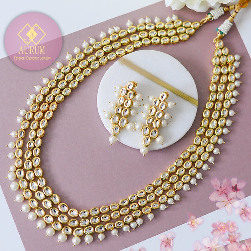 Neera Necklace set