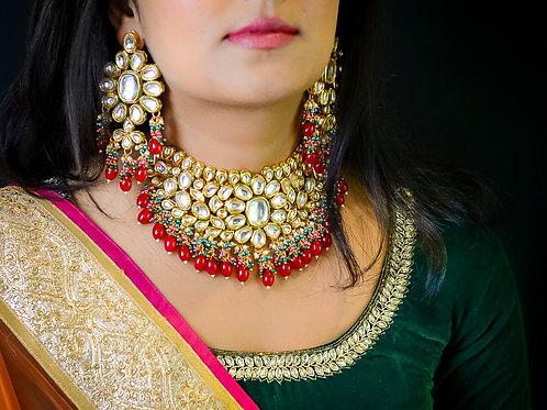 Meerah Choker set