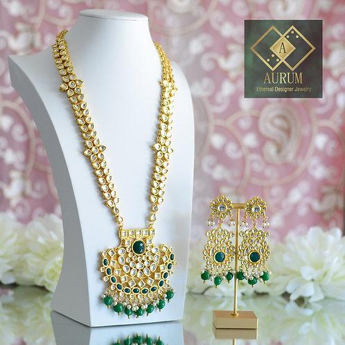 Kaneesha Necklace set