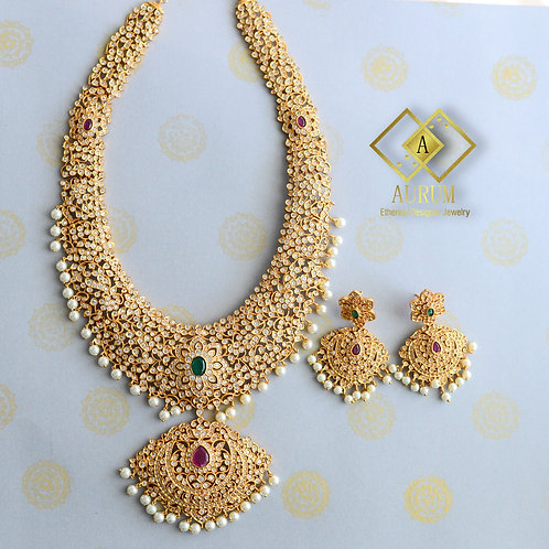 Rohini Necklace set