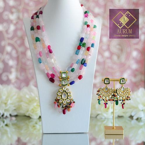 Maahi Necklace set