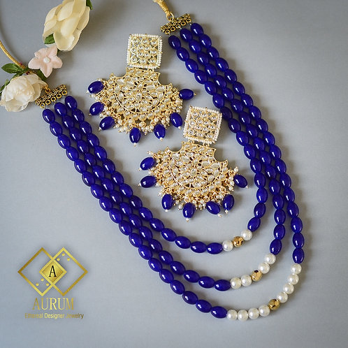 Nutan Necklace Set